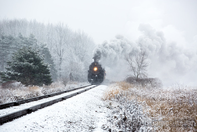 Pere Marquette North Pole Express